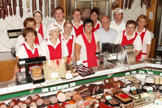 Mitarbeiter der Filiale Langenlois